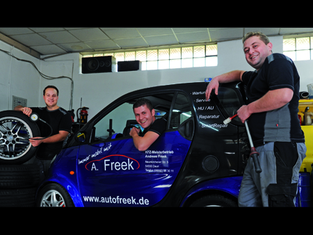 Freek-Team